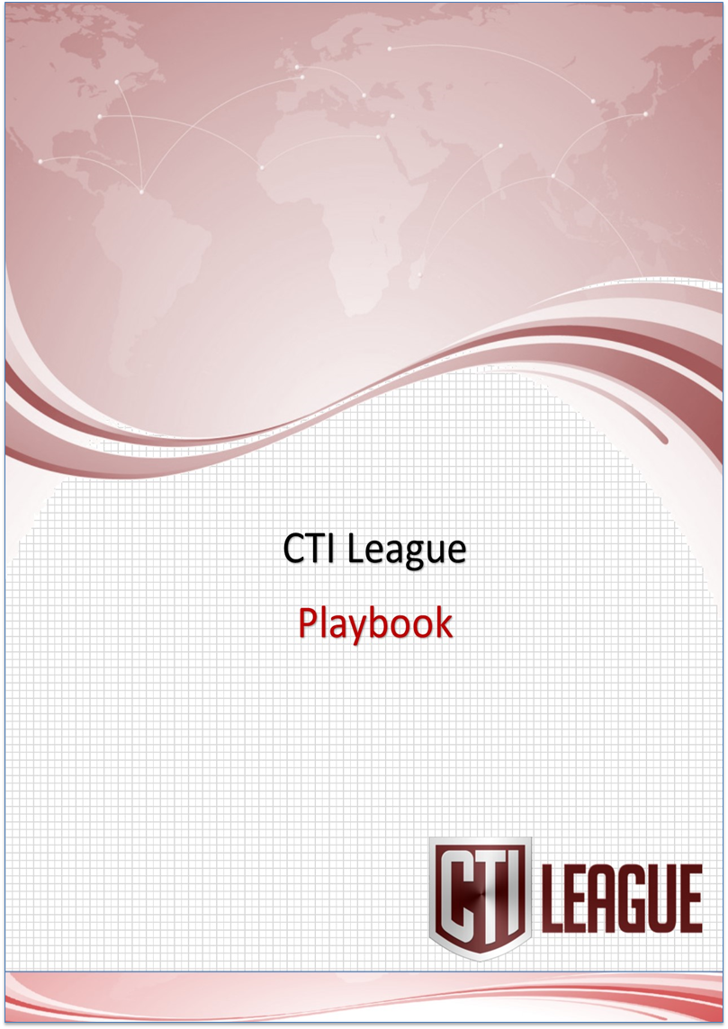CTI League Inaugural Report (March 2020)